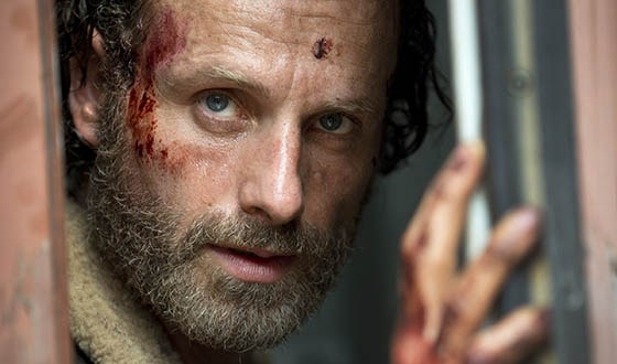First Look Photo From the Set of <em>The Walking Dead</em> Season 5