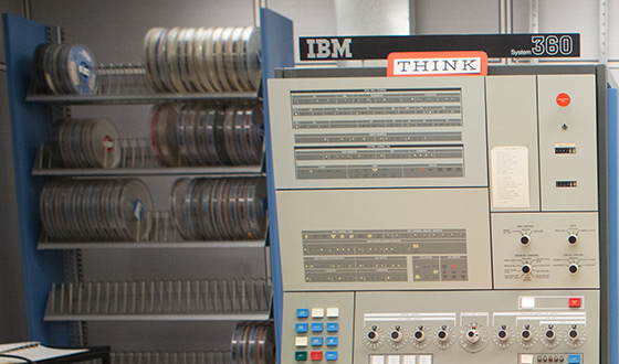 <em>Mad Men'</em>s 1960s Handbook – The IBM System/360 Computer