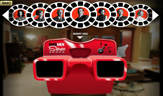 Peer Into the Past With the Interactive <em>Mad Men</em> StereoScope