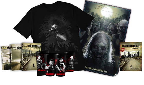 Enter <em>The Walking Dead</em> Survive the Summer Sweepstakes to Win a Prize Pack From the Official Store