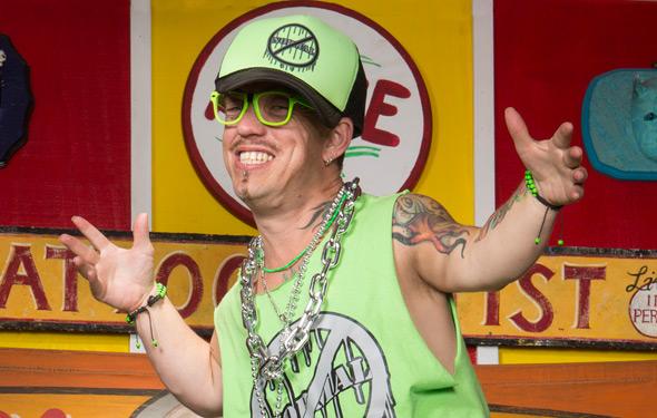 <em>Freakshow</em> Q&#038;A &#8211; Wee Matt