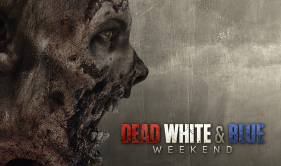 "Ten Ways to Get Ready for <em>The Walking Dead</em>'s ""Dead, White and Blue"" July 4th Marathon"