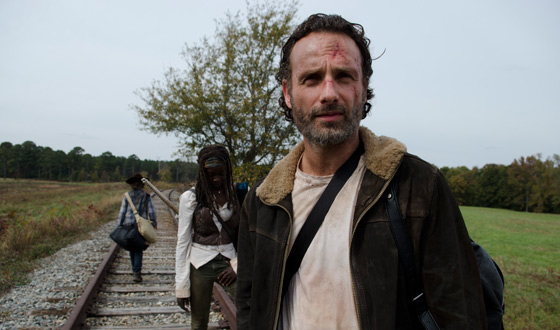 "Celebrate July 4th Weekend With AMC's ""Dead, White and Blue"" <em>The Walking Dead</em> Marathon"