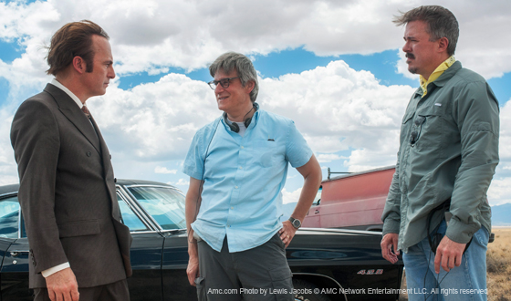 AMC Releases Details and First-Look Photo for <em>Better Call Saul</em>
