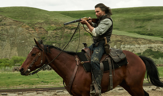 <em>CarterMatt</em> Takes First Look at Season 4; Anson Mount on Playing a Southerner