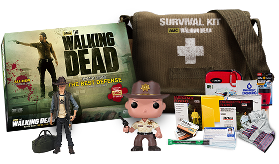 Enter <em>The Walking Dead</em>'s Father's Day Sweepstakes to Win a Prize Pack From the Official Store