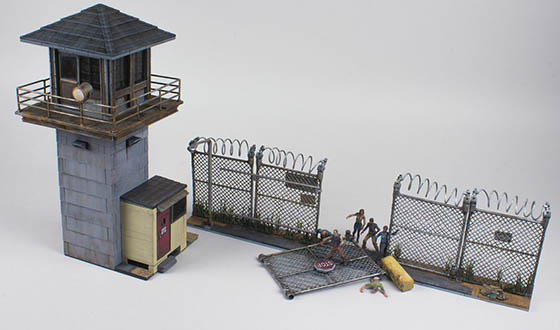 McFarlane Toys to Launch Building Block Sets for <em>The Walking Dead</em>