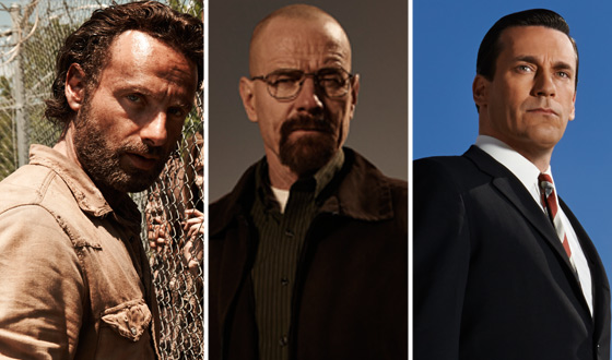 AMC Honored With 26 Emmy Nominations