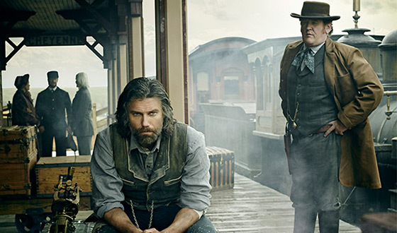 Photos – <em>Hell on Wheels</em> Season 4 Cast Gallery