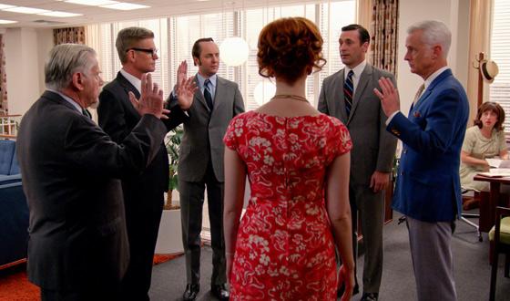 <em>Rolling Stone</em> Lists <em>Mad Men</em> Among Best TV of 2014; <em>Mad Men</em> Tops <em>A.V. Club</em>'s Best Episodes