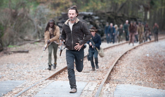 <em>Vulture</em> Showcases New Video of Season 5; Scott Gimple Talks New Challenges with <em>Collider</em>
