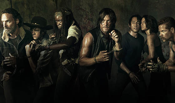 <em>The Walking Dead</em> 2014 Comic-Con Banner Revealed
