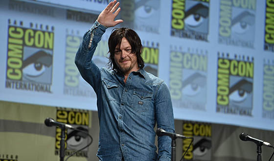 Photos &#8211; <em>The Walking Dead</em> Cast and Producers at San Diego Comic-Con 2014