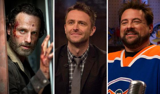 AMC Announces Premiere Date for <em>The Walking Dead</em>, <em>Talking Dead</em> and <em>Comic Book Men</em>