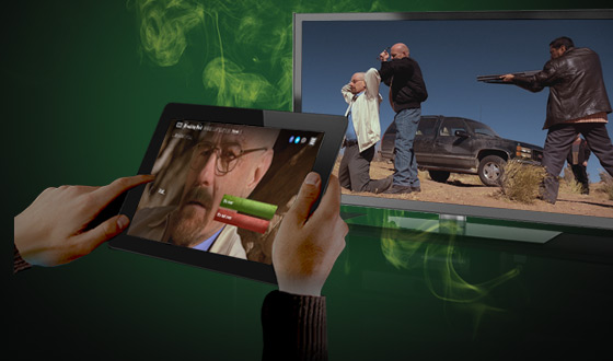 The <em>Breaking Bad</em> Binge Companion Makes Your Marathon a Two-Screen Experience