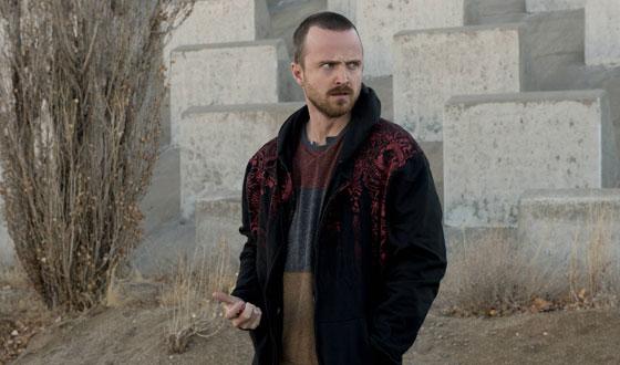 Bryan Cranston, Aaron Paul Reunite for Emmy Promo; Paul Tells <em>Guardian</em> About Playing Jesse
