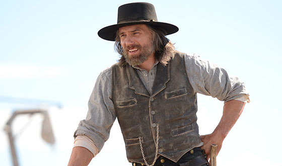Anson Mount Lands Video Game Role; <em>CarterMatt</em> Likes <em>Hell</em>'s Ratings
