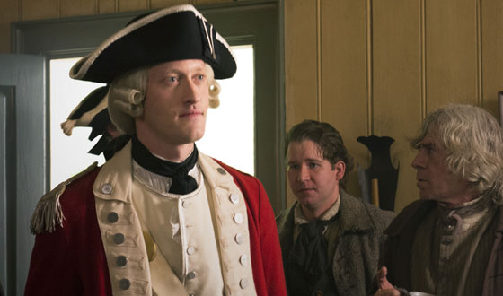 <em>Toronto Star</em> on John Graves Simcoe; Jamie Bell in <em>Fantastic Four</em> Selfie