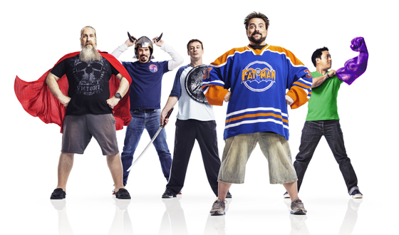 Photos – <em>Comic Book Men</em> Season 4 Cast Gallery