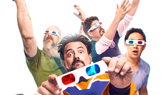<em>Comic Book Men</em> Season 4 Poster Revealed