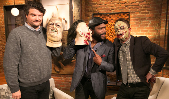 Video – <em>Talking Dead</em> Episode 502 Bonus Scene and Highlights Featuring Chad L. Coleman