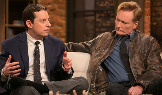 Video – <em>Talking Dead</em> Episode 501 Bonus Scene and Highlights Featuring Conan O&#8217;Brien