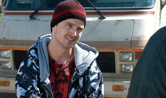 Aaron Paul Reunites With the RV; Anna Gunn Talks Skyler, Marie With <em>NY Times</em>