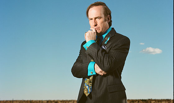 Bob Odenkirk Speaks With <em>THR</em> About <em>Saul</em>; Saul Named One of Odenkirk's Funniest Roles