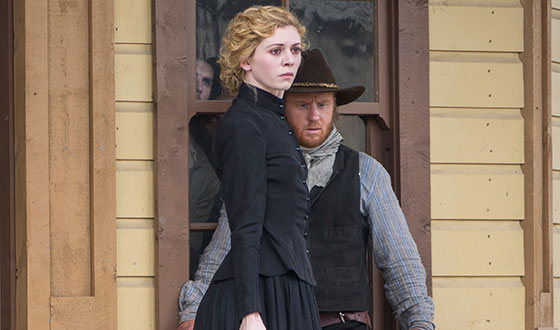 <em>Deadline</em> on Anson Mount's New Movie Role; <em>HuffPost</em> Talks Villains of <em>Hell on Wheels</em>