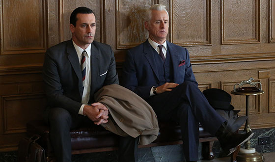 Jon Hamm Joins <em>Black Mirror</em> Christmas Special; John Slattery Books Two Movie Roles