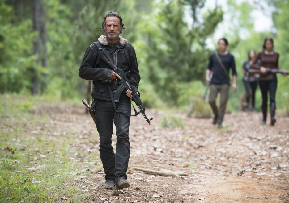 The Walking Dead The Walking Dead Season 5 Episode Photos Amc