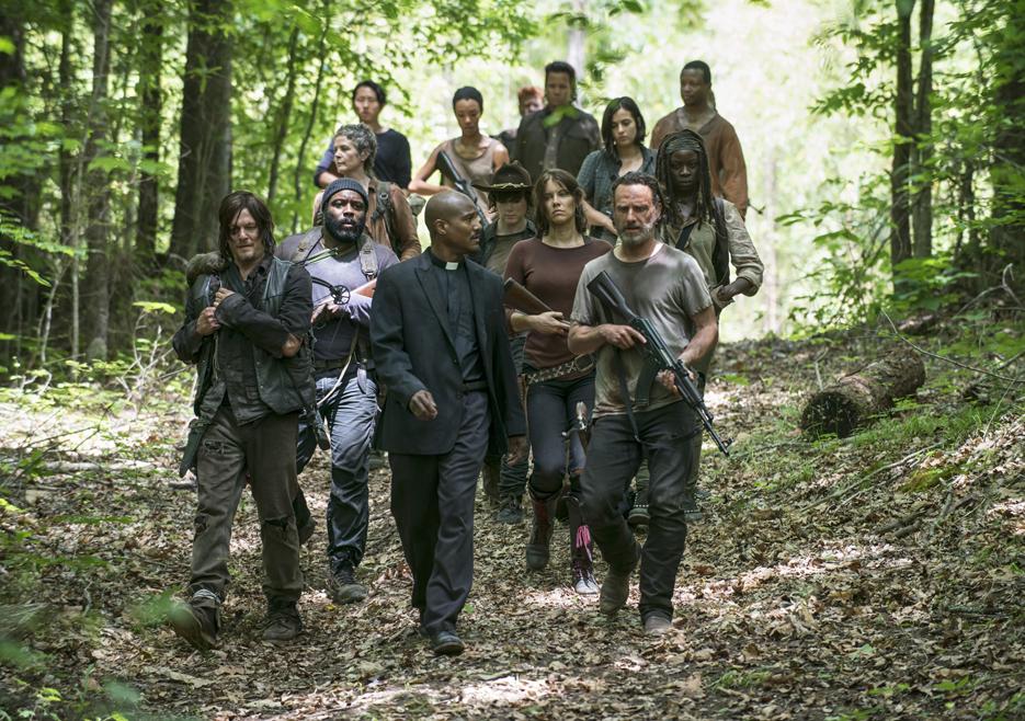 The Walking Dead Temporada 2 Capitulo 5