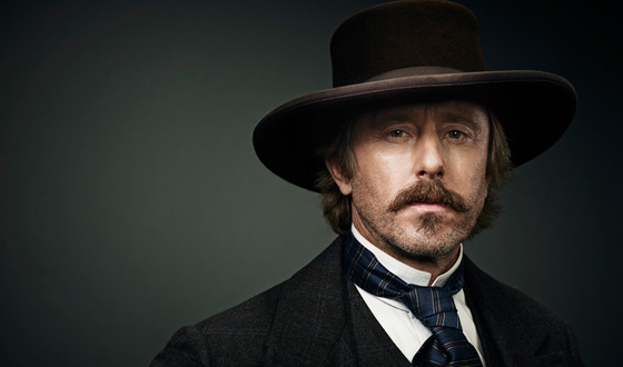 <em>Hell on Wheels</em> Q&A – Jake Weber (John Campbell)