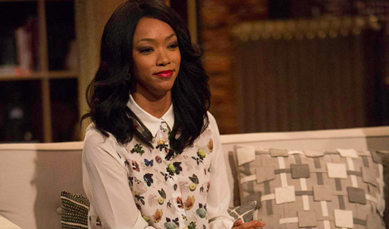 <em>Talking Dead</em> Airs This Sunday 10/9c With Guests Sonequa Martin-Green (Sasha), Christian Serratos (Rosita) and Paul F. Tompkins