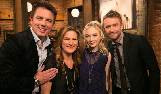 Video – <em>Talking Dead</em> Episode 504 Highlights and Predictions Featuring Emily Kinney (Beth)