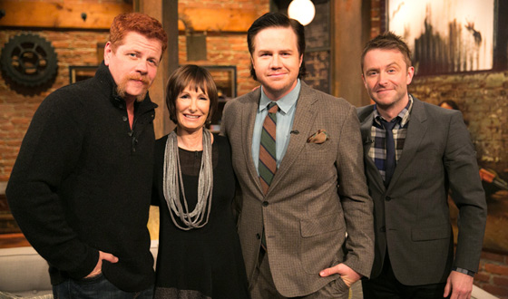 Video – <em>Talking Dead</em> Episode 505 Highlights and Bonus Scene Featuring Michael Cudlitz (Abraham) and Josh McDermitt (Eugene)