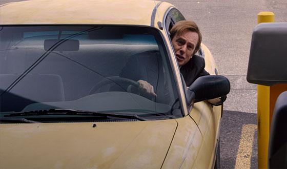 """Video – Watch the <em>Better Call Saul</em> Sneak Peek Scene, """"No Parking"""""""