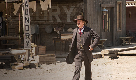Video – On Set With <em>Hell on Wheels'</em> Jake Weber (John Campbell)