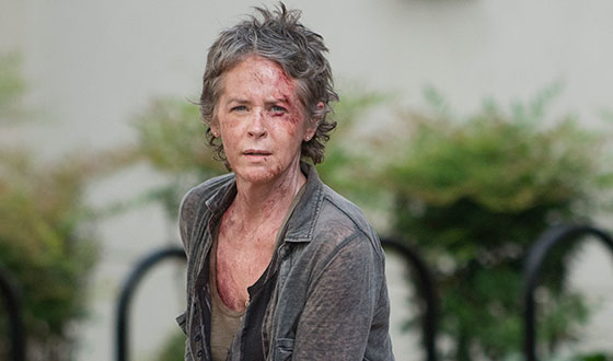 Melissa McBride Chats With <em>EW</em>; Robert Kirkman Previews Midseason Finale to <em>THR</em>