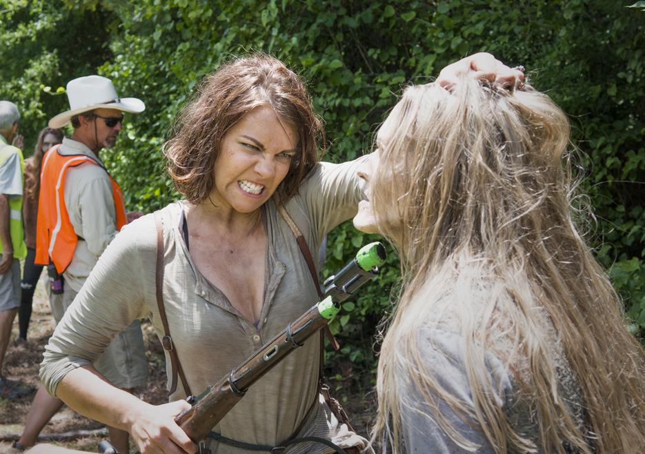 The Walking Dead The Walking Dead Season 5 Behind The