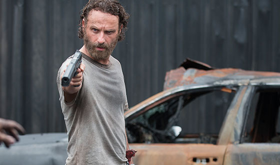 <em>NY Times</em> Lists <em>The Walking Dead</em> Among Year's Best Shows; Scott Gimple Talks Rick With <em>THR</em>