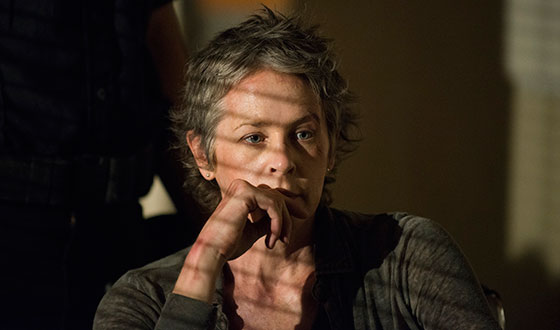 Norman Reedus Talks to <em>TV Guide</em>; <em>CarterMatt</em>, <em>Zap2it</em> Extol Melissa McBride