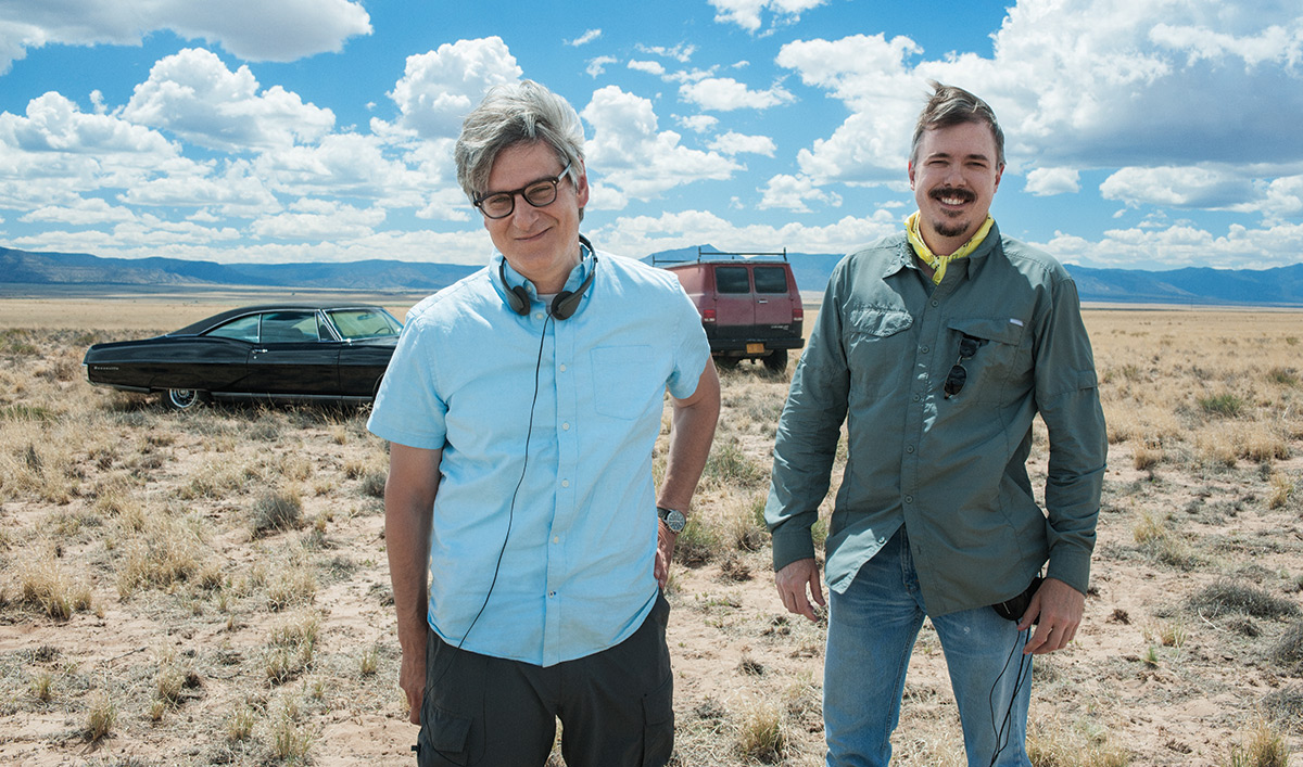 A Note From <em>Better Call Saul</em> Showrunners Vince Gilligan and Peter Gould