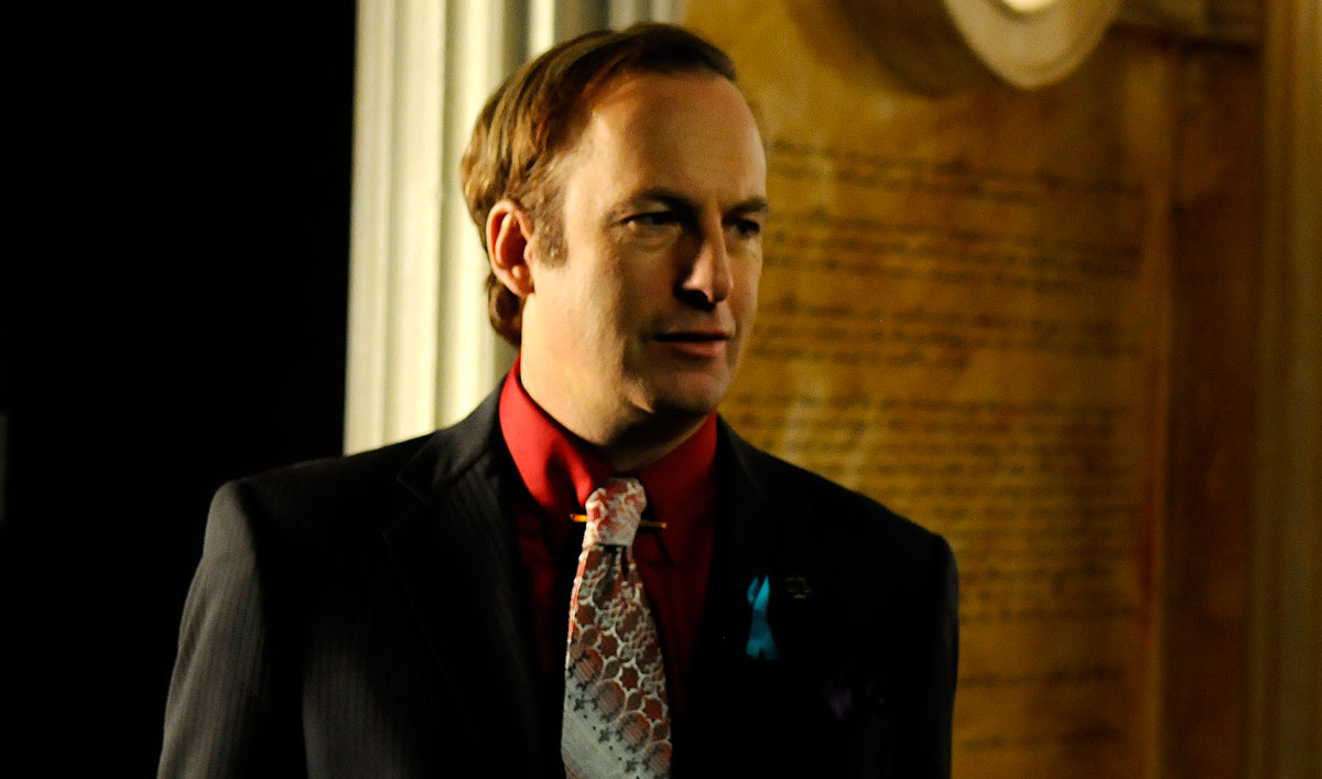 Rainn Wilson Interviews Bob Odenkirk for <em>Yahoo</em>; <em>USA Today</em> Visits <em>Saul</em> Set