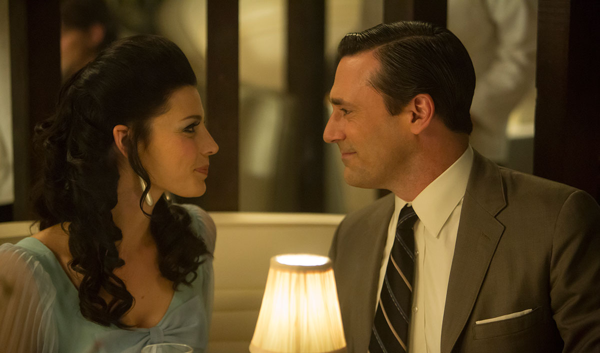 <em>Bustle</em> Rewatches Series Premiere; <em>Syracuse.com</em> Praises <em>Mad Men</em> Soundtrack