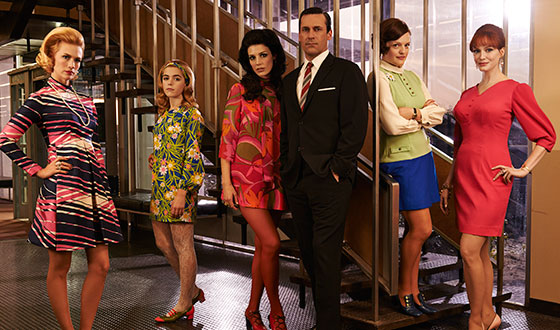 <em>Mad Men</em> Cast Talk Series Finale Reactions; Premiere Date Set for April 5