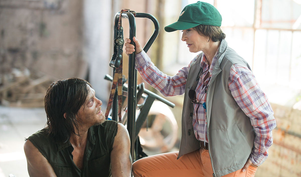 Gale Ann Hurd Wins Producers Guild Award; Josh McDermitt Talks Season 5 With <em>HuffPost</em>