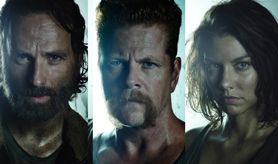 Join <em>The Walking Dead</em> Cast and Showrunner In a Google+ Hangout Tuesday at Noon/11c