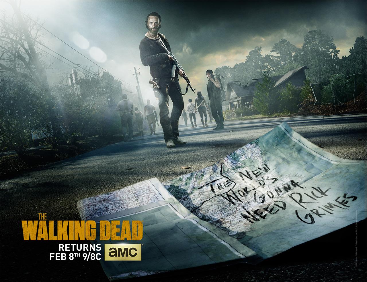 Walking Dead Staffel 5