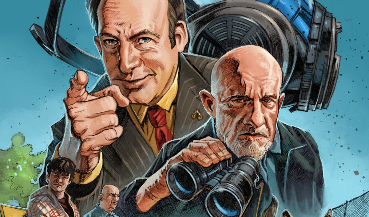 <em>Better Call Saul: Client Development</em> Comic Now Online
